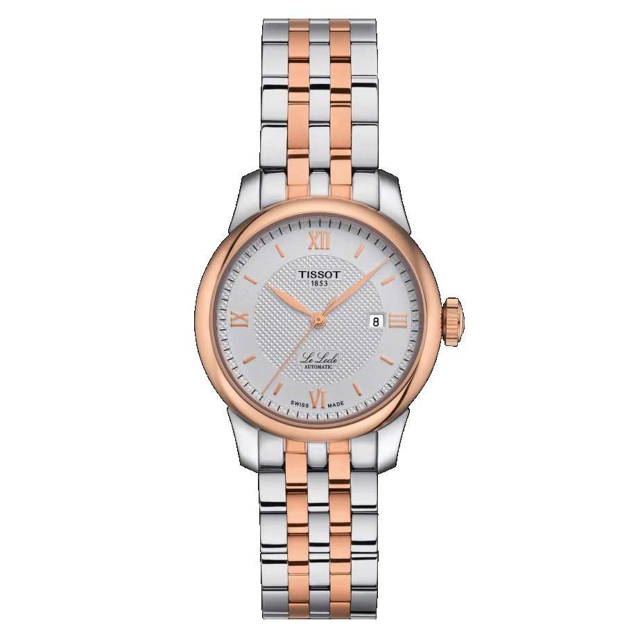 T006.207.22.038.00 TISSOT LE LOCLE AUTOMATIC LADY (29.00)